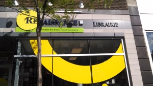 bookstore yellow