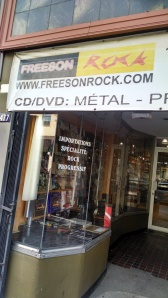 record store prog rock metal