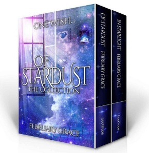 one wish of stardust collection cover for promo