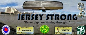 Jersey Strong Banner
